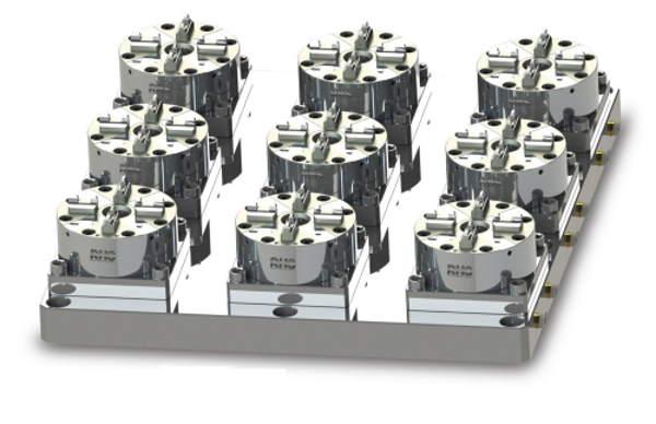 00% compatible Erowa ER-045076, ER-007604, ER-034387, ER-034387, ER-019424, ER-019424 chuck